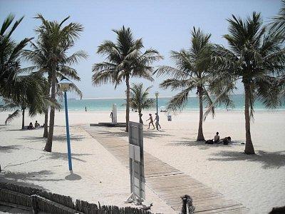 Jumeira Beach Park (nahrál: Pavlinka007)