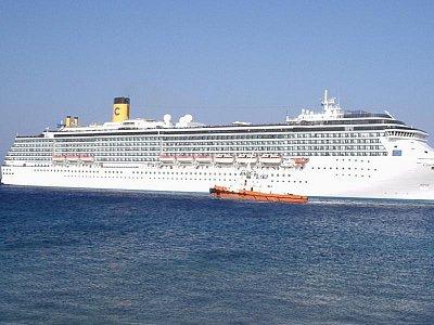 Výletní loď (nahrál: beny)