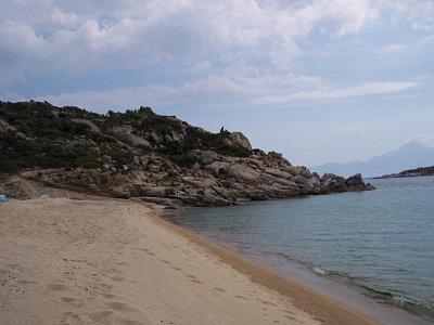 Pláž Sithonia (nahrál: Jaro)