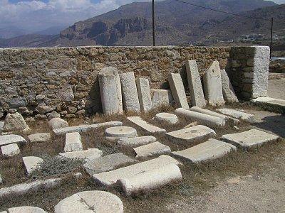 ruiny chrámu v Arkase (nahrál: santaj)