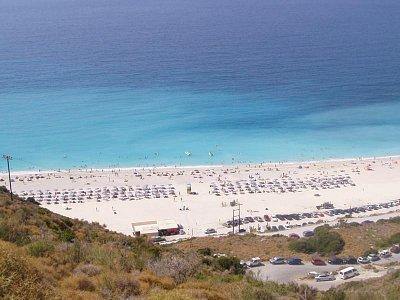 Myrtos beach (nahrál: martina )