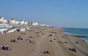 Anglie - Brighton
