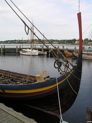 replika lodi Vikingů (nahrál: admin)