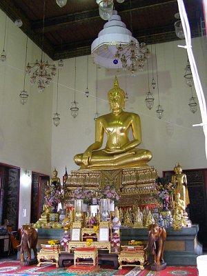 Šťastný Buddha (nahrál: V.Revický)