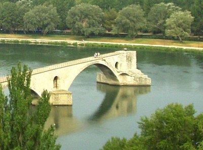 Slavný avignonský most (nahrál: admin)