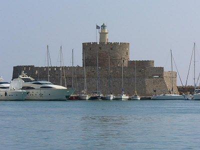 Rhodos přístav (nahrál: Martin Šrein)
