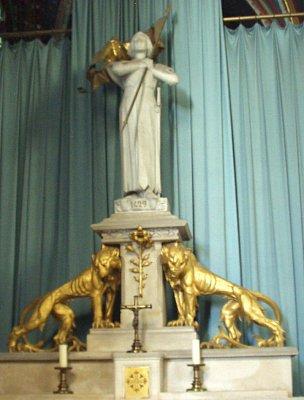 Další socha Johanky z Arku (nahrál: admin)