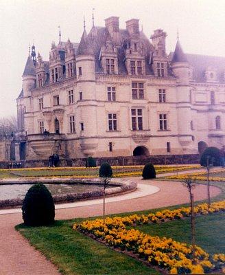 Zámek Chambord (nahrál: admin)