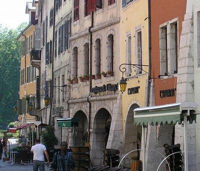 krásy Starého města v Annecy (nahrál: admin)