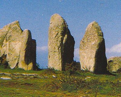 spousty menhirů (nahrál: admin)