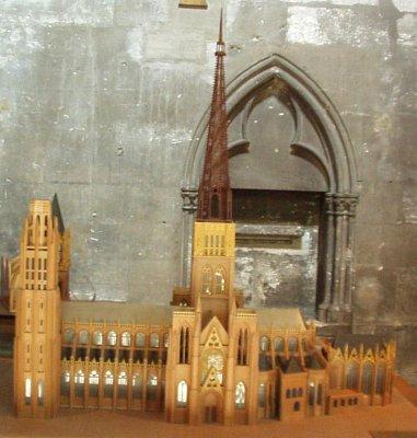 Katedrála Notre Dame (nahrál: admin)