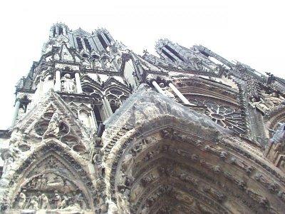 korunovační katedrala v Remeši (nahrál: admin)
