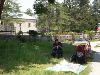 letní pohoda v Cetinje (nahrál: admin)