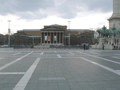 Budapest-Náměstí hrdinů (nahrál: Slávek)