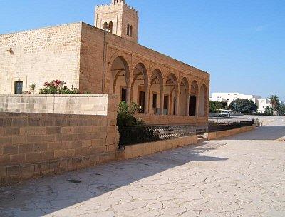 Monastir - mešita (nahrál: Eva Ihnaťuková)