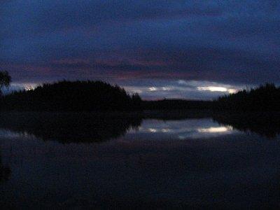 Jezero v noci (nahrál: admin)