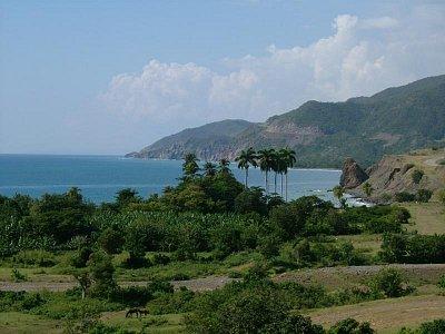 Jižní pobřeží u městečka La Mula  (nahrál: admin)
