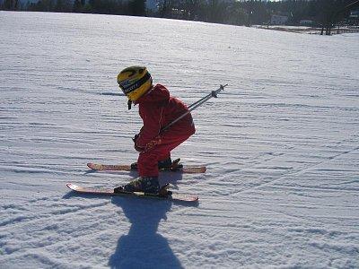 nejmladší lyžaři (nahrál: admin)