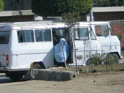 Káhirský mikrobus (nahrál: lovenka13-Bára)
