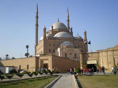 Alabastrová mešita (nahrál: lovenka13-Bára)
