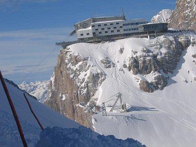 panoramatická restaurace s vyhlídkou (nahrál: admin)