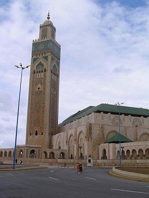 mešita Hassana II. (nahrál: Amira)