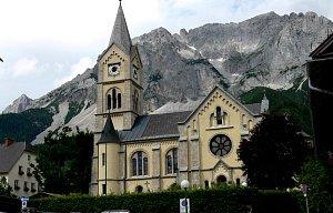Štýrsko - Ramsau am Dachstein