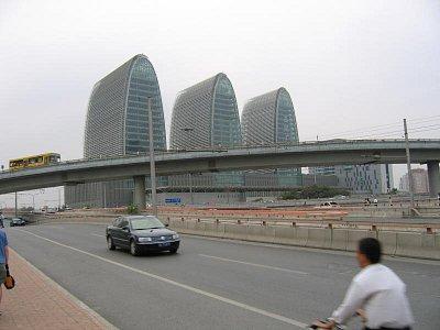 Peking - moderní část (nahrál: admin)