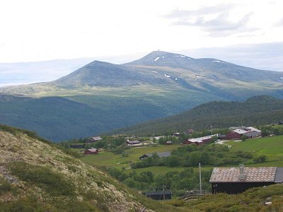 Okolí Lillehammeru (nahrál: admin)