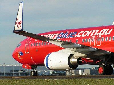Virgin Blue Airlines (nahrál: admin)