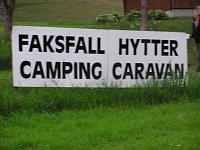 Faksafall Hytter Camping Caravan