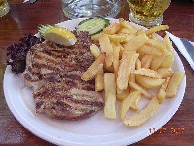 Steak (nahrál: Mira)