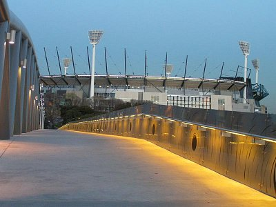 Melbourne Cricket Ground (nahrál: admin)