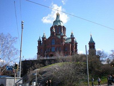 Katedrala panny marie - stoji za to si tuto budovu prohlednout (nahrál: Vlastimil)
