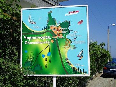 ČERNOMOREC - mapa (nahrál: pome)
