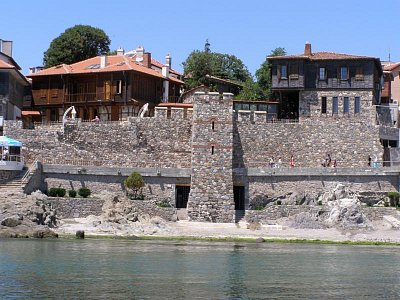 Sozopol - staré město (nahrál: pome)