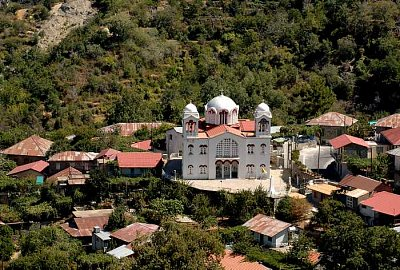V pohoří Trodos (nahrál: emiliana)