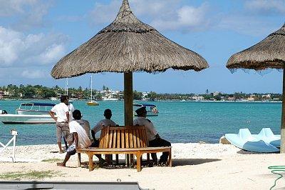 Pláž - Grand Baye (nahrál: emiliana)
