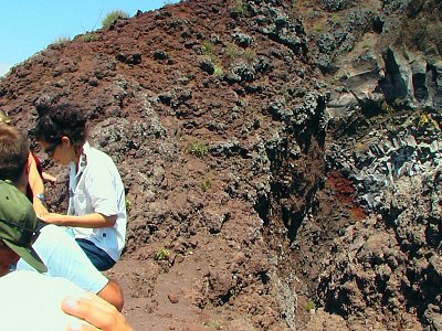 Na Vesuvu (nahrál: kotoule)