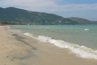 pláž Golden Beach (nahrál: Alena Melicharová)