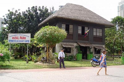 Rizal park (nahrál: admin)