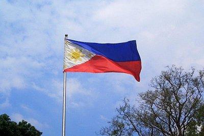 Filipínská vlajka (nahrál: admin)