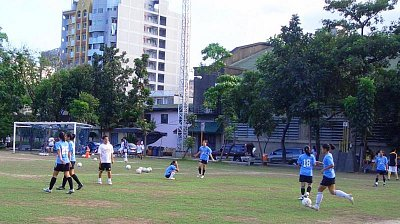Dámský fotbal (nahrál: admin)