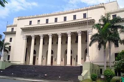 National Museum of Filipino People (nahrál: admin)