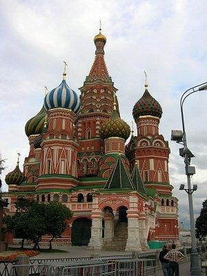 Chrám Vasilije Blaženého (Pokrovský chrám) (nahrál: admin)