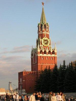 Spasská věž (nahrál: admin)