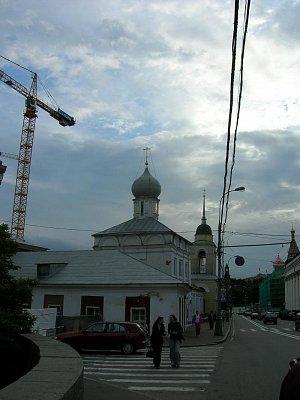 Čtvrť Kitaj Gorod (nahrál: admin)