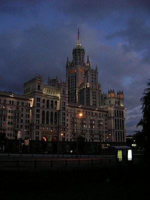 Stalinský mrakodrap (nahrál: admin)