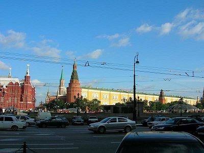 Krásná Moskva (nahrál: admin)