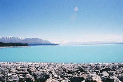 Jezero Pukaki (nahrál: admin)